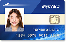 Contact IC card / Re-transfer printing