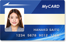 Contactless IC card / Re-transfer printing